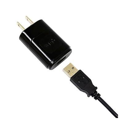 Amazon.com: Authentic LG Cargador W/micro usb cable ...