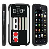 MINITURTLE Case Compatible w/ [Huawei Tribute Case, AT&T Fusion 3 Case][Snap Shell] Hard Plastic Slim Fitted Snap on case w/ Unique Designs Game Controller Review