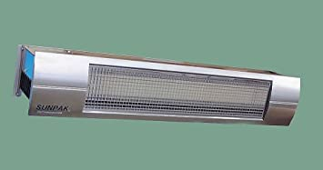 Stainless Steel Face Trim Kit For SunPak Patio Heaters