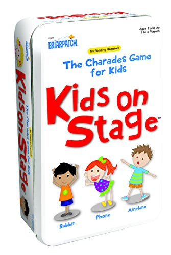 Charades Kids on Stage Tin ()