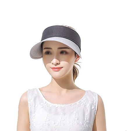 Xuanbao-Hat Visera Ocio Gorra para Sol Sombrero de Pescador con ...
