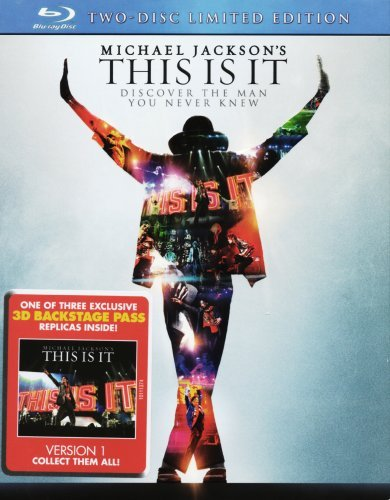 This Is It - Smooth Criminal [Blu-ray]