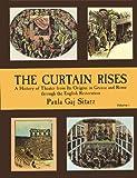 The Curtain Rises, Paula Gaj Sitarz, 0887346855