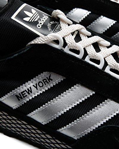 Adidas Originals New Black York silver Black core Core Metallic wwr6dpxqH