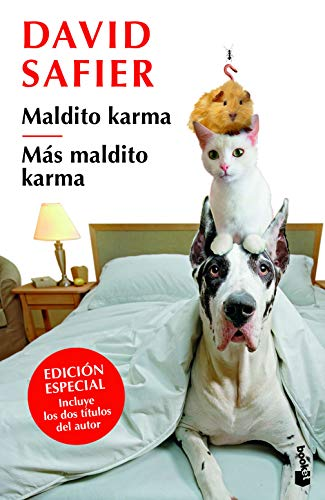 Maldito karma + Mas maldito karma (Coleccion especial 2019)