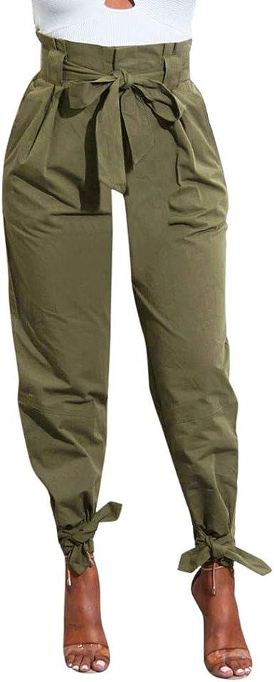 Rytejfes Pantalones Mujer Pantalones De Yoga Bohemia Estampado Leggings Cintura Alta Baggy Pantalones Pantalones Anchos Suaves Transpirables Pants Gimnasio Correr Pantalones Playeros Amazon Es Ropa Y Accesorios