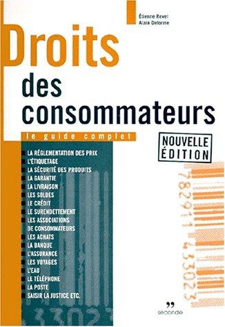 Droits des consommateurs, nouvelle édition