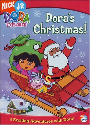 Amazon.com: Dora's Christmas (Dora the Explorer): Fatima Ptacek ...