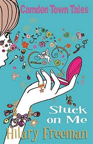 book cover of Stuck on Me