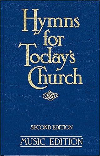 Hymns for Todays Church Music Edition: Michael Baughen