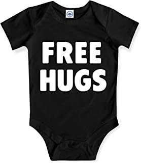 product image for Hank Player U.S.A. Free Hugs Baby Onesie
