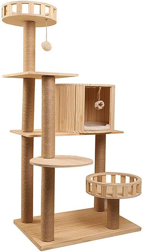 Estructura De Escalada Para Gatos Grandes Arena Para Gatos ...