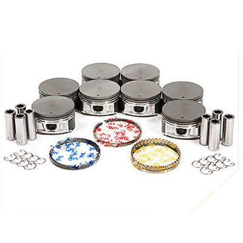 Ford 5.4L SOHC 24 VALVE (VIN 5) Pistons+Rings Combo Kit 2004-08 (std bore) (Kit Std Bore)