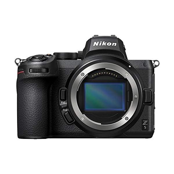 RetinaPix Nikon Digital Camera Z 5 kit with NIKKOR Z 24-70mm f/4 S Lens