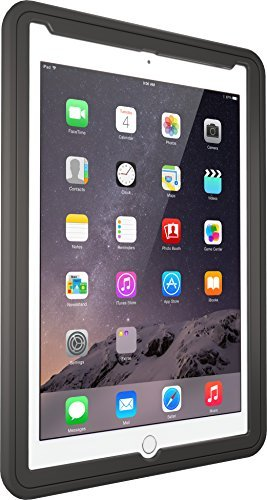 OtterBox Unlimited Series Case with Stand for iPad Air 2 - Non-Retail Packaging - Slate Gray (Apple Ipad Air 2 Case Otter Box)