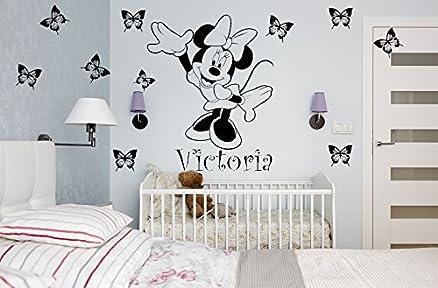 Adesivi Per Mobili Bambini : Adesivi per camerette bambini disney camerette stencil camerette