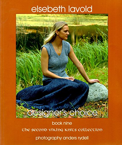 Designers Choice Book Nine Second Viking Knits Collection