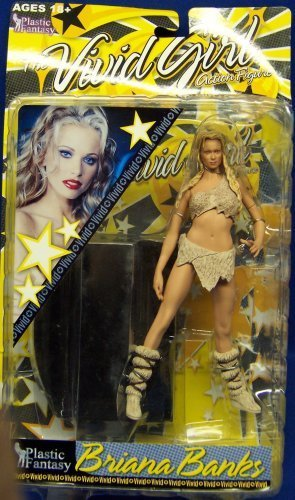 Vivid Girl Briana Banks Action Figure (The Best Of Briana Banks)