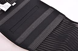 McDavid 493 Back Support (Black, Large)