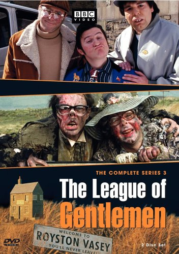 The League of Gentlemen - The Complete Series 3