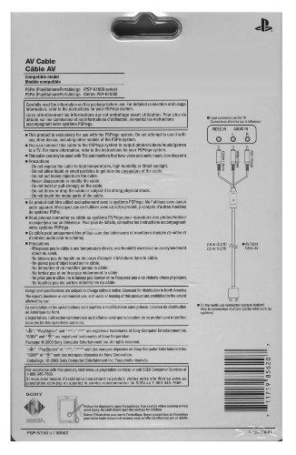 PSPgo AV Cable by Sony (Image #2)