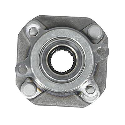 DRIVESTAR 513299 Brand New Front Driver or Passenger Side Wheel Hub & Bearing for Nissan Sentra: Automotive