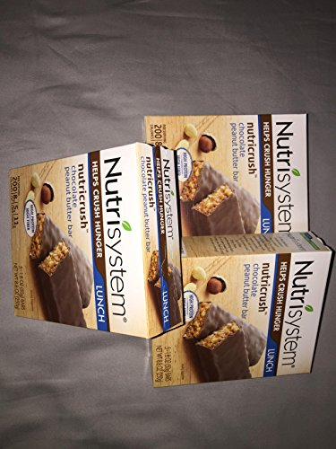 Nutrisystem® Chocolate Peanut Butter Bar 15 count by Nutrisystem (Image #2)
