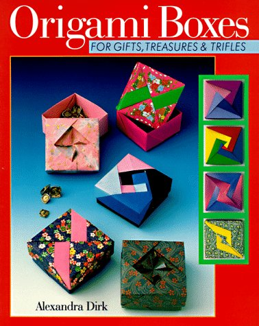 Origami Boxes For Gifts Treasures Trifles Alexandra Dirk