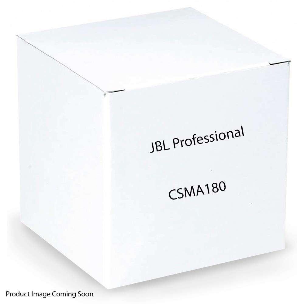 JBL CSMA 180 4-Channel 80W Commercial Mixer-Amplifier