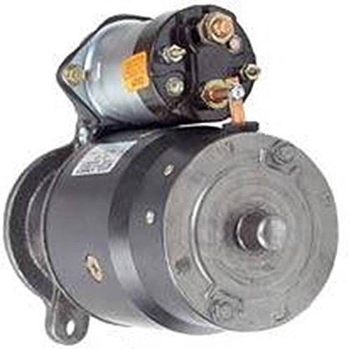 amazon com: new starter motor fits clark forklift c500-20 c500-30 c500-35  c500-40 215861 1107377: automotive