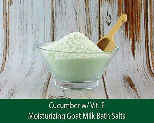 Goat Milk Bath Salts (Relax Milk Bath)