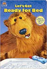 Let's Get Ready for Bed (Bear in the Big Blue House): Jim ...