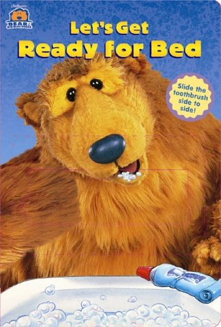 Let's Get Ready for Bed (Bear in the Big Blue House) pdf epub