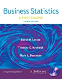 Business Statistics, David M. Levine and Timothy C. Krehbiel, 0131547143