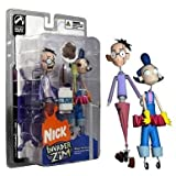 Invader Zim Series 2 of Doom! Action Figure RoboParents 2Pack by Palisades Toys