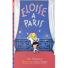 Eloise a Paris/Eloise in Paris (French Edition)