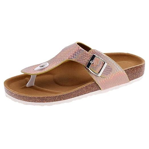 390b61a803c16 DENER❤ Women Ladies Summer Sexy Slippers, Designer Flip Flops Non ...
