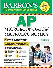 Barron's AP Microeconomics/Macroeconomics, 6th Edition: with Bonus Online Tests