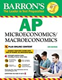 img - for Barron's AP Microeconomics/Macroeconomics: with Bonus Online Tests book / textbook / text book
