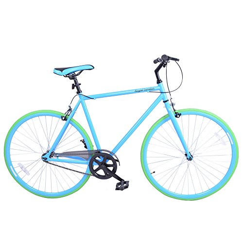 Royal London Fixie Fixed Gear Single Speed Bike - ()