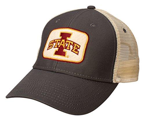 NCAA Iowa State Cyclones Adult Unisex Sideline Mesh Cap   Adjustable