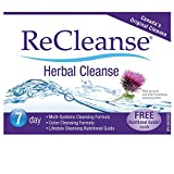 HERBAL CLEANSE WHOLE BODY DETX