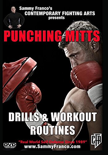 Punching Mitts: Drills and Workout - Workout Mitt Focus