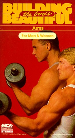 Building the Body Beautiful - ARMS (for men and women) [VHS]