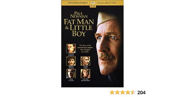 Fat Man and Little Boy [USA] [DVD]: Amazon.es: Paul Newman ...