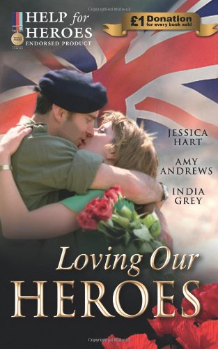 book cover of Loving Our Heroes
