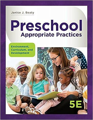 Amazon preschool appropriate practices environment curriculum preschool appropriate practices environment curriculum and development mindtap course list 5th edition fandeluxe Gallery