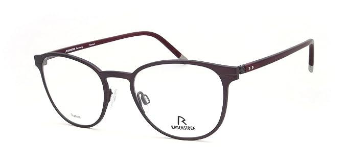 Rodenstock - Montures de lunettes - Homme Marron marron taille unique 294e99b4d50b