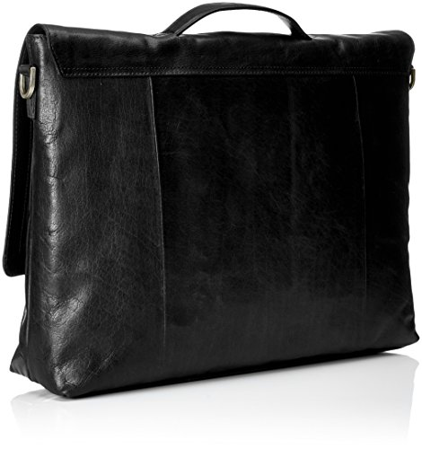 bolsos Essential Negro de Messenger Hombre y Black hombro RepubliQ Shoppers Royal BzqwXX