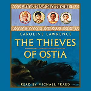 The Thieves of Ostia Hörbuch